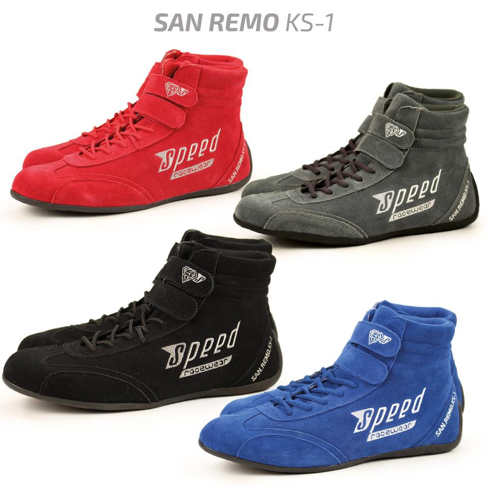 Kartschuhe | San Remo KS-1