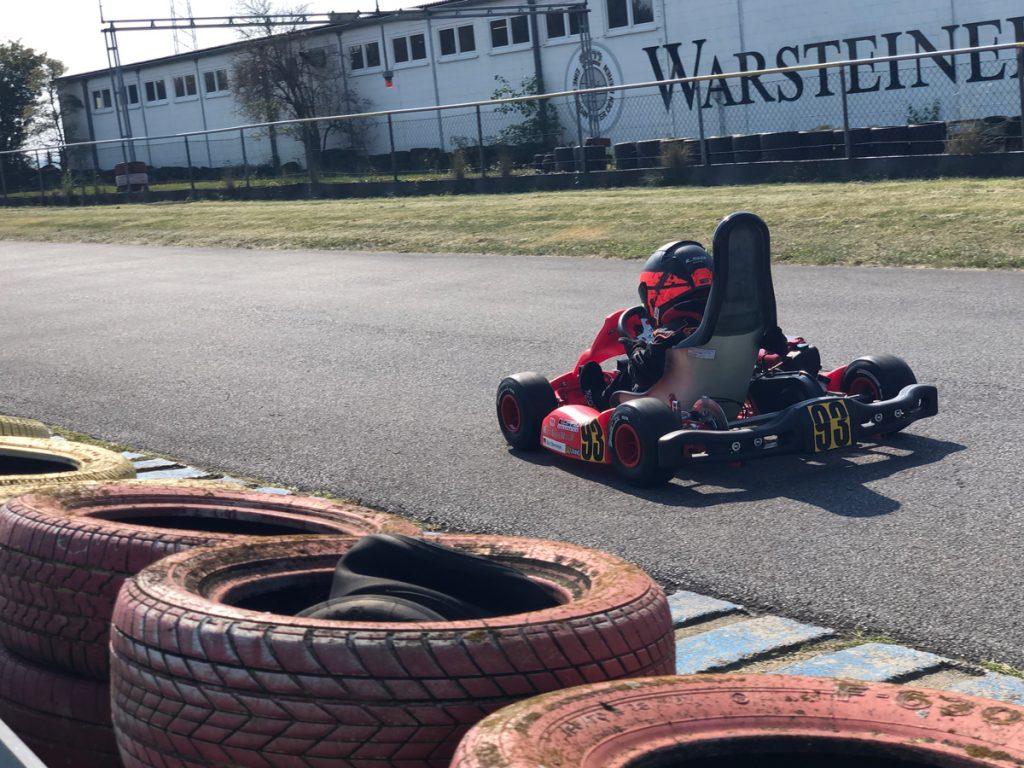 Max Obermeyer Kartsport D&M Motorsport Racing 43
