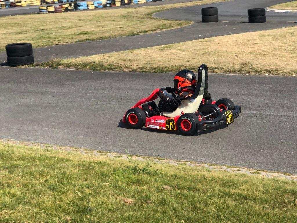 Max Obermeyer Kartsport D&M Motorsport Racing 39