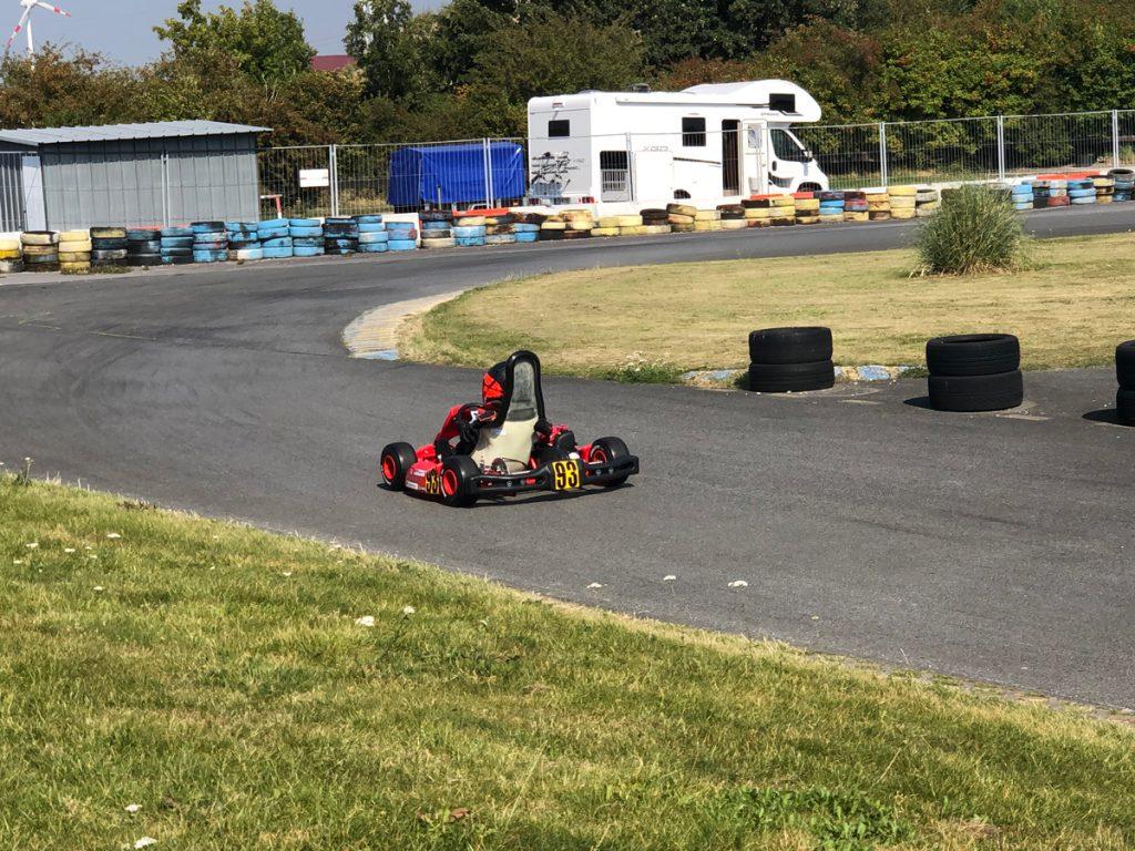 Max Obermeyer Kartsport D&M Motorsport Racing 38