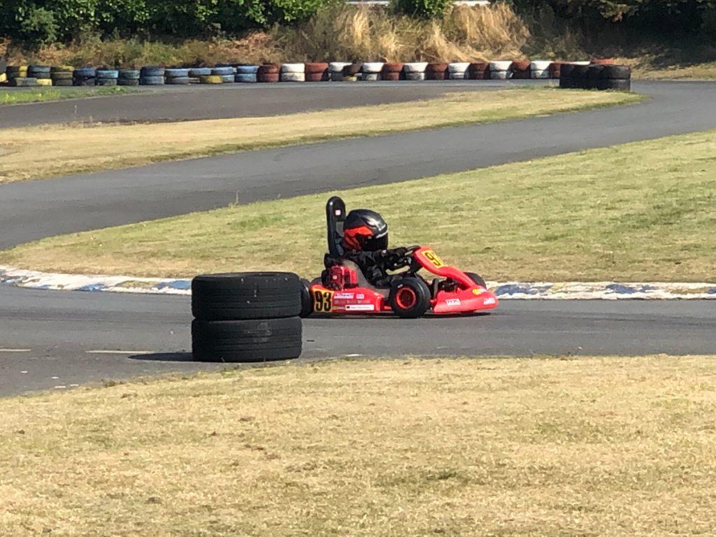 Max Obermeyer Kartsport D&M Motorsport Racing 37