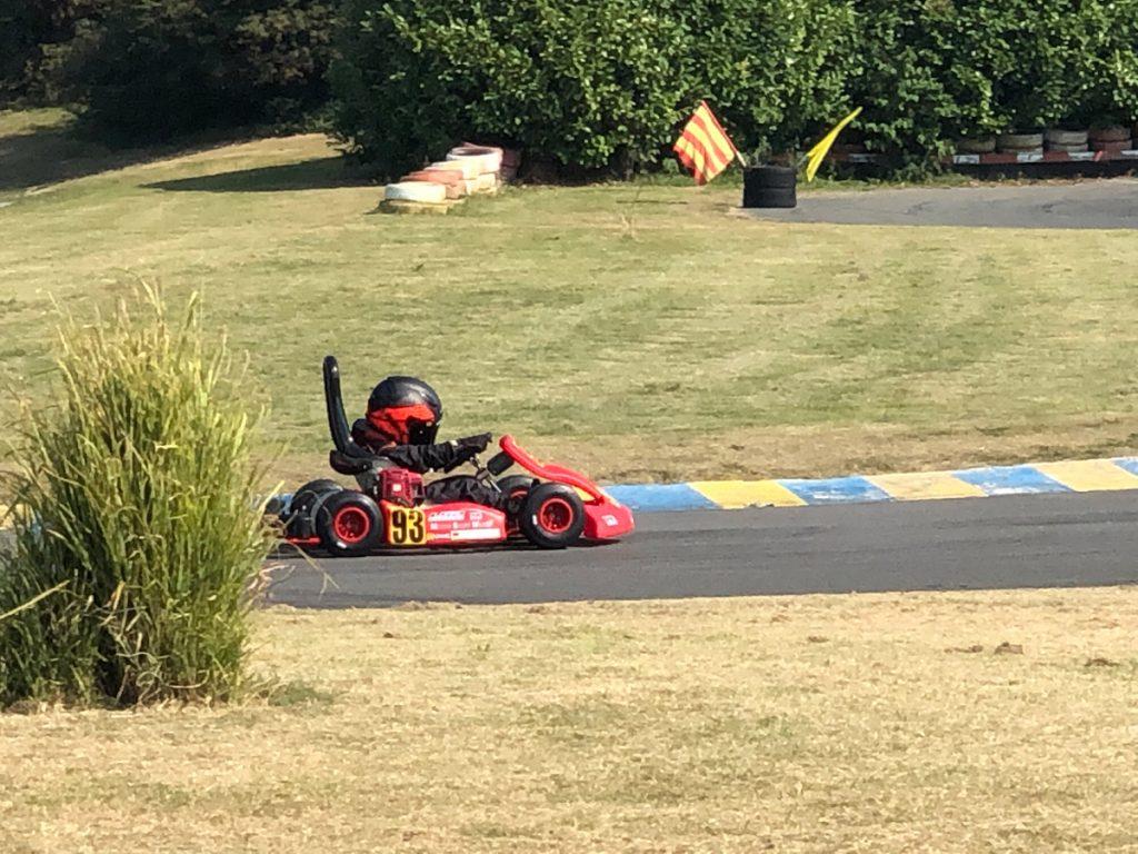 Max Obermeyer Kartsport D&M Motorsport Racing 36