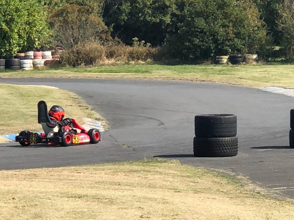 Max Obermeyer Kartsport D&M Motorsport Racing 35