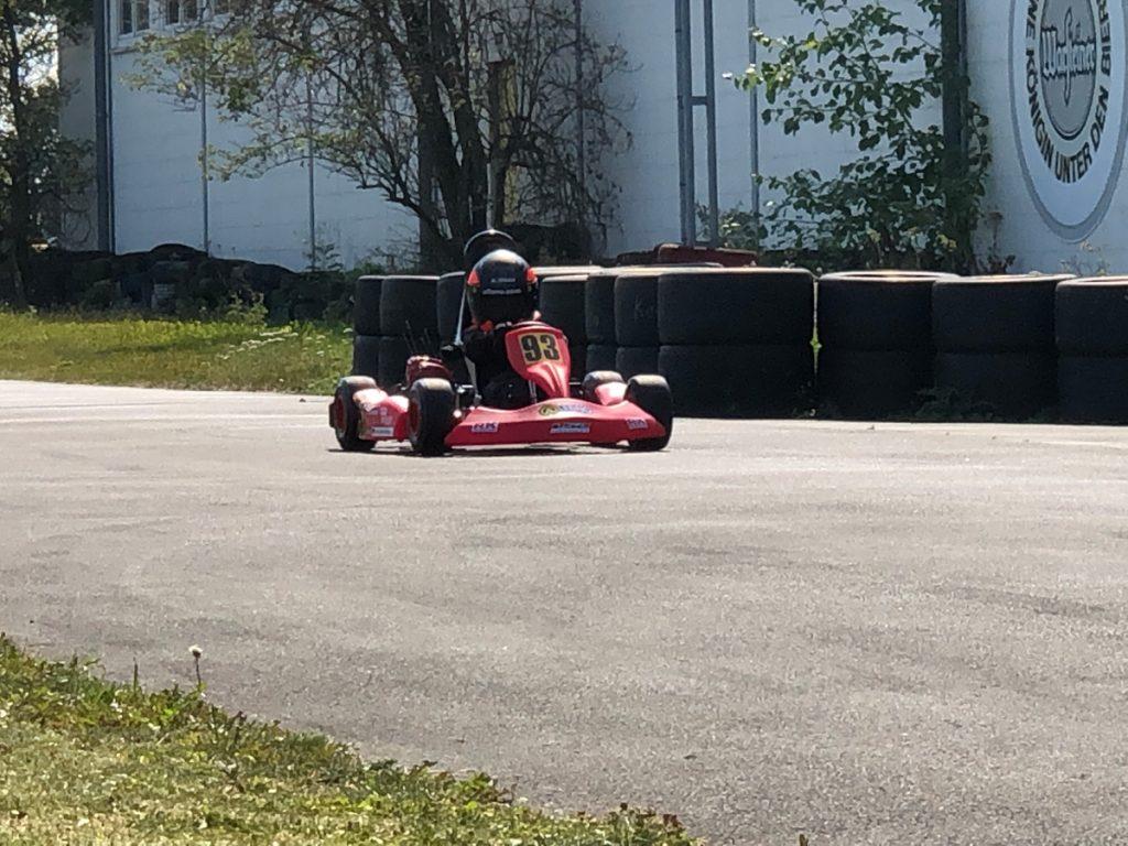 Max Obermeyer Kartsport D&M Motorsport Racing 34