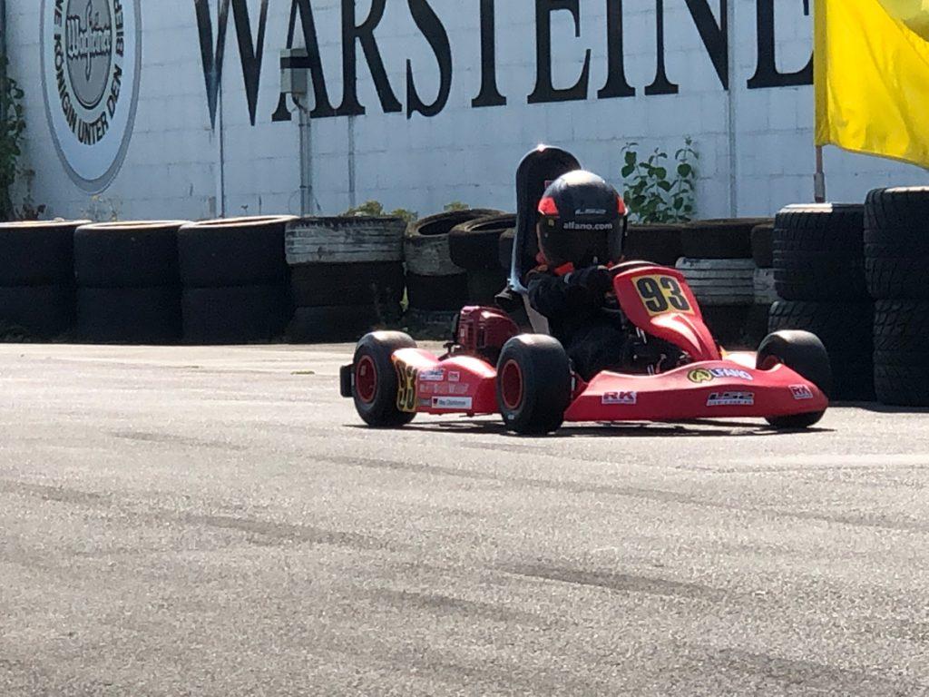 Max Obermeyer Kartsport D&M Motorsport Racing 33