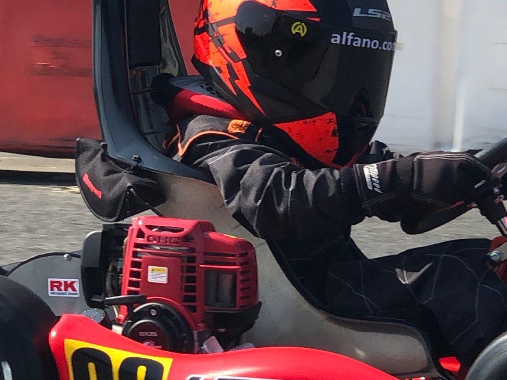 Max Obermeyer Kartsport D&M Motorsport Racing 30