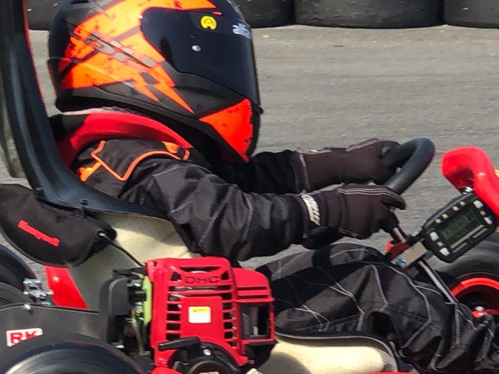 Max Obermeyer Kartsport D&M Motorsport Racing 29