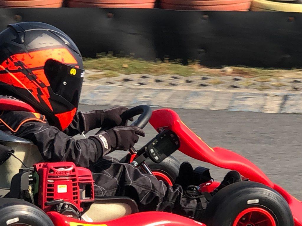 Max Obermeyer Kartsport D&M Motorsport Racing 27