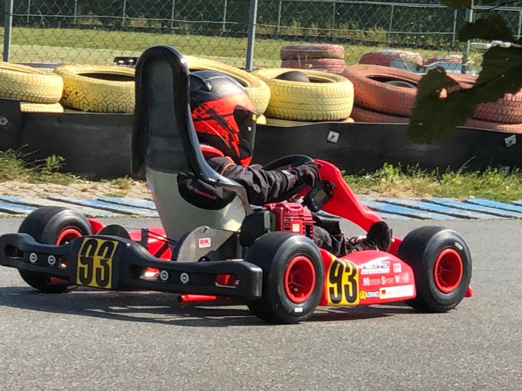 Max Obermeyer Kartsport D&M Motorsport Racing 26