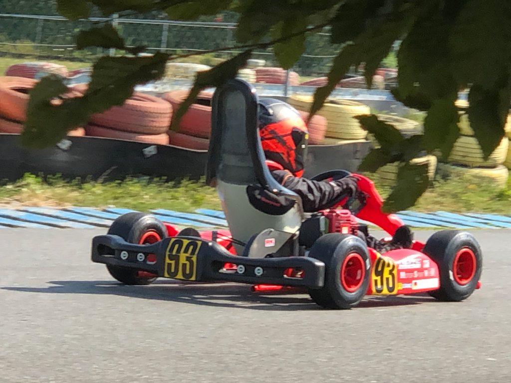 Max Obermeyer Kartsport D&M Motorsport Racing 25