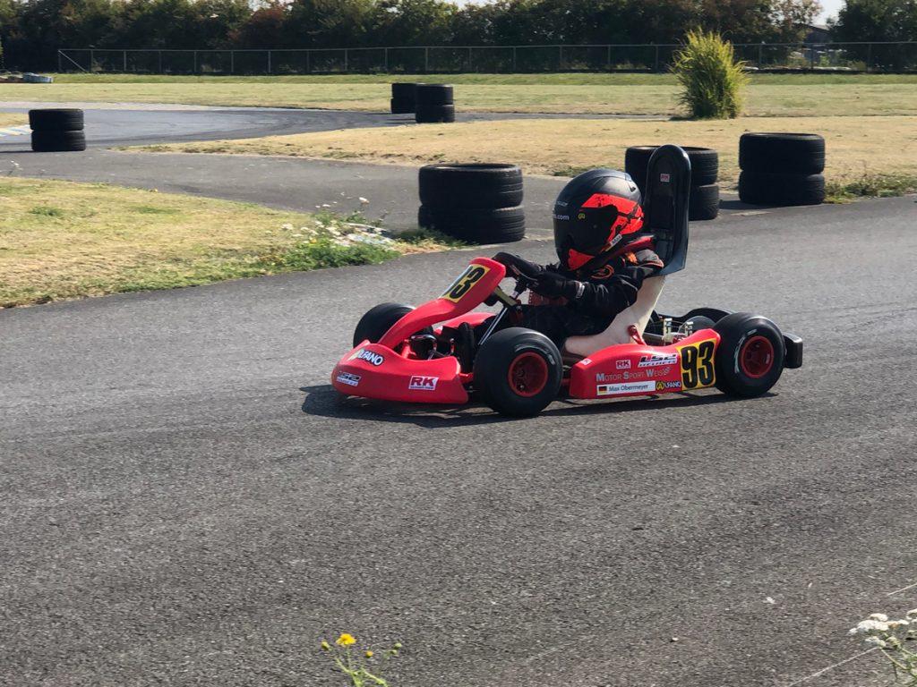 Max Obermeyer Kartsport D&M Motorsport Racing 23
