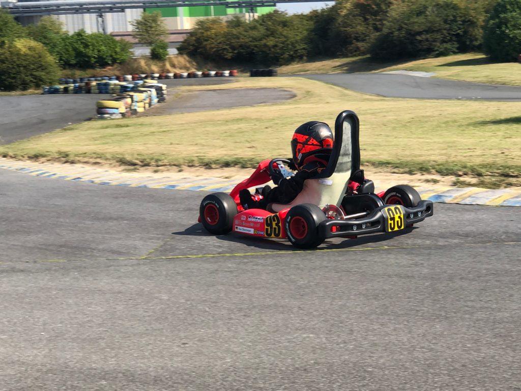 Max Obermeyer Kartsport D&M Motorsport Racing 21