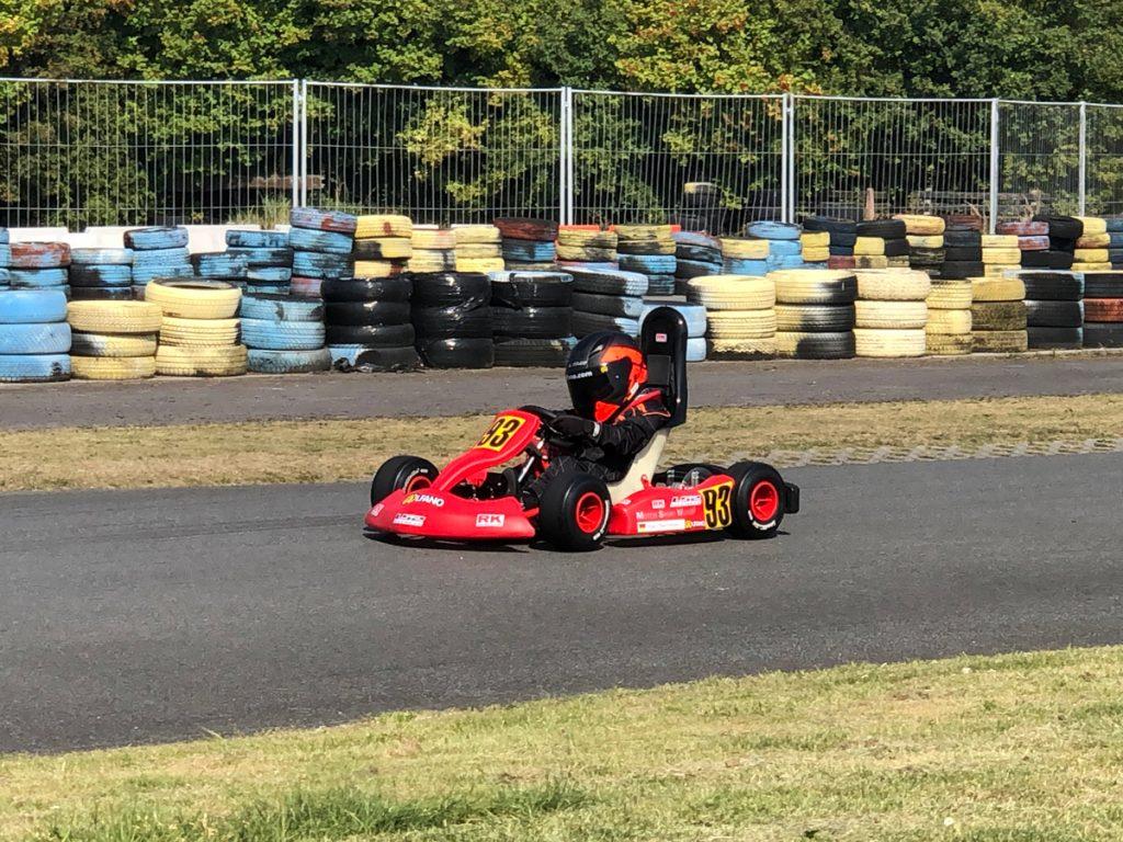 Max Obermeyer Kartsport D&M Motorsport Racing 19