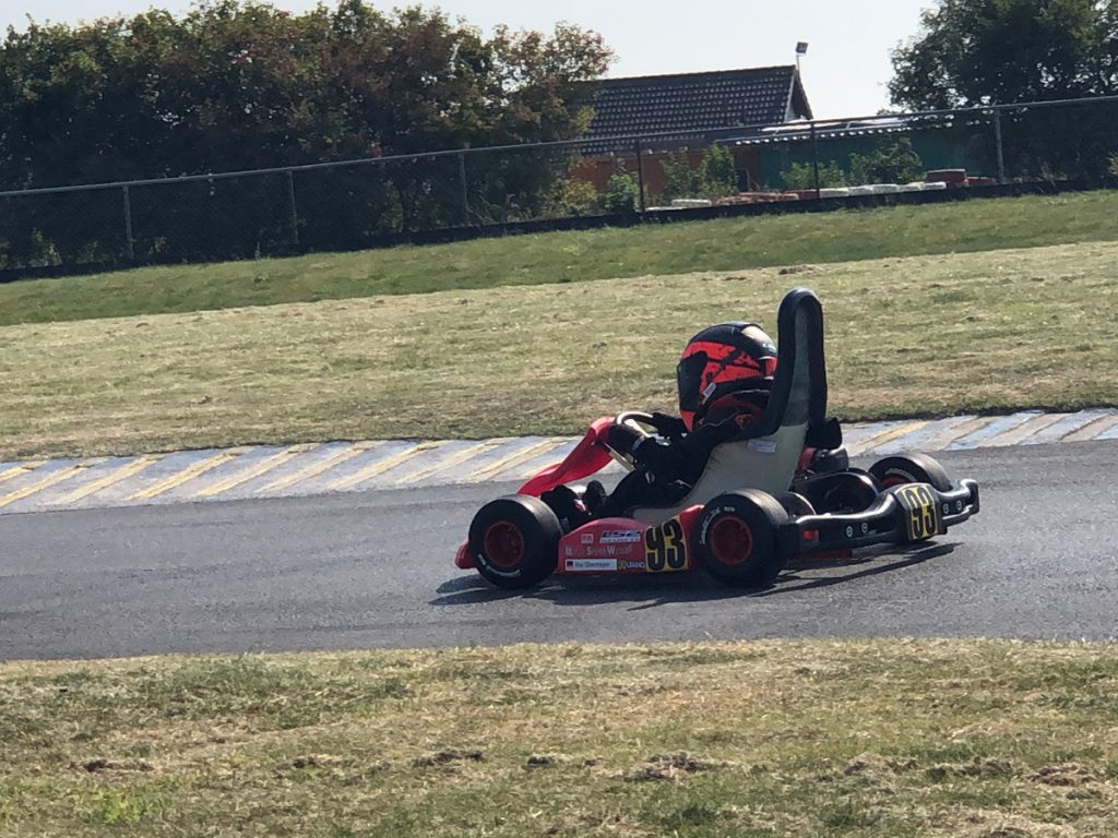 Max Obermeyer Kartsport D&M Motorsport Racing 13