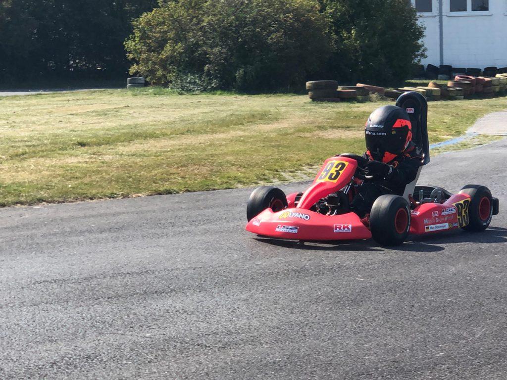 Max Obermeyer Kartsport D&M Motorsport Racing 12