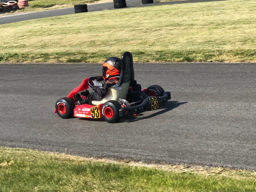 Max Obermeyer Kartsport D&M Motorsport Racing 6