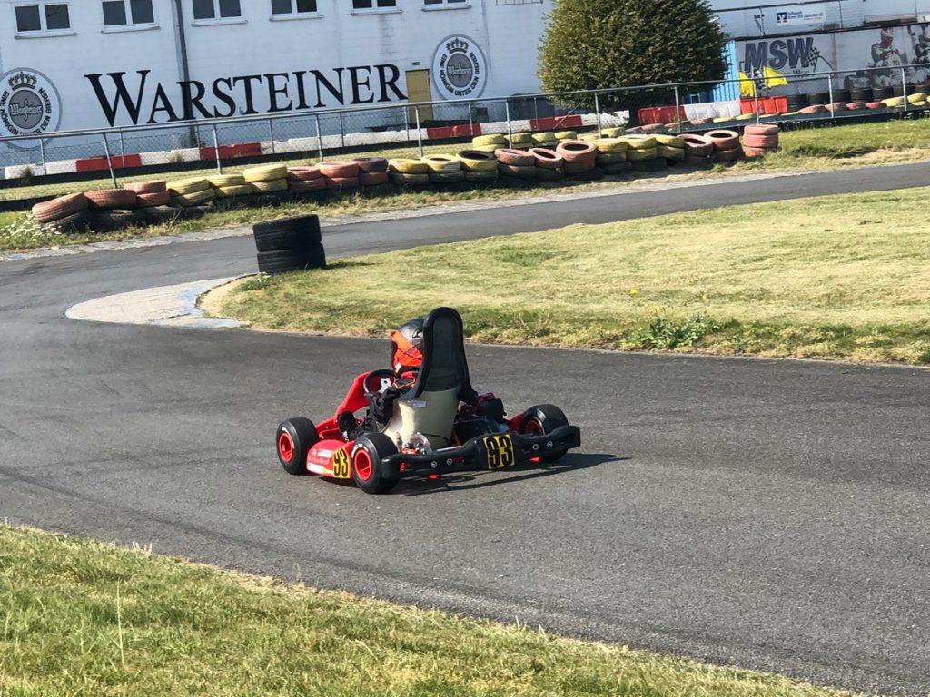 Max Obermeyer Kartsport D&M Motorsport Racing 5