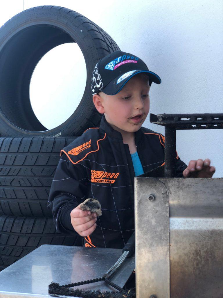 Max Obermeyer Kartsport D&M Motorsport Racing 4
