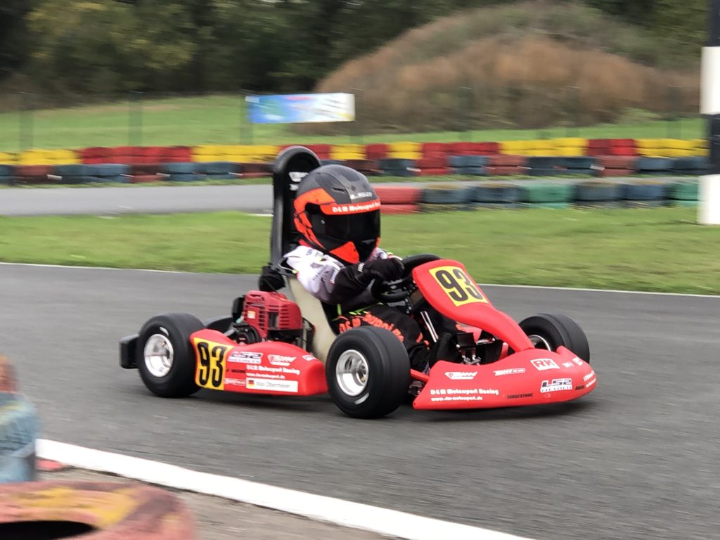 Kartsport | Max Obermeyer - D&M Motorsport GmbH