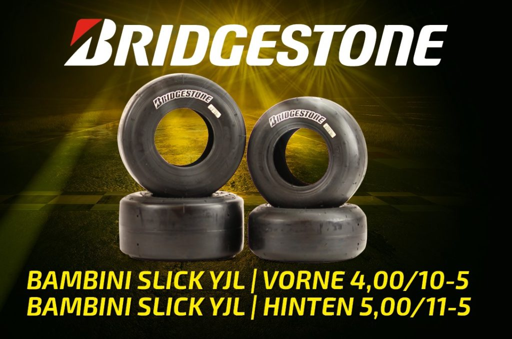 Bridgestone Kartreifen