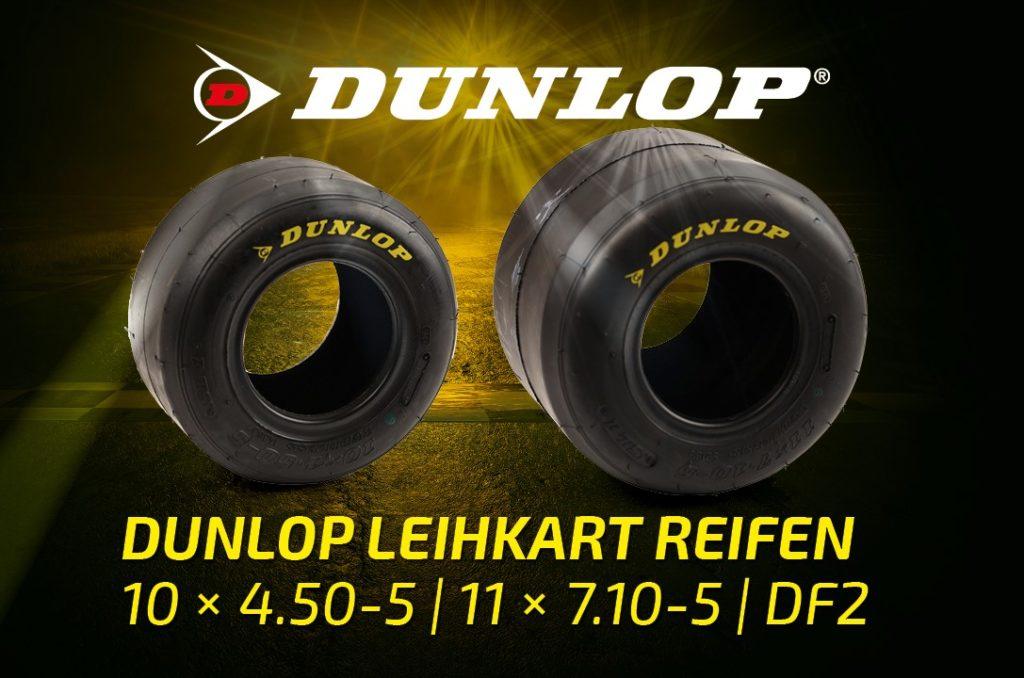 Dunlop Mietkartreifen DF2
