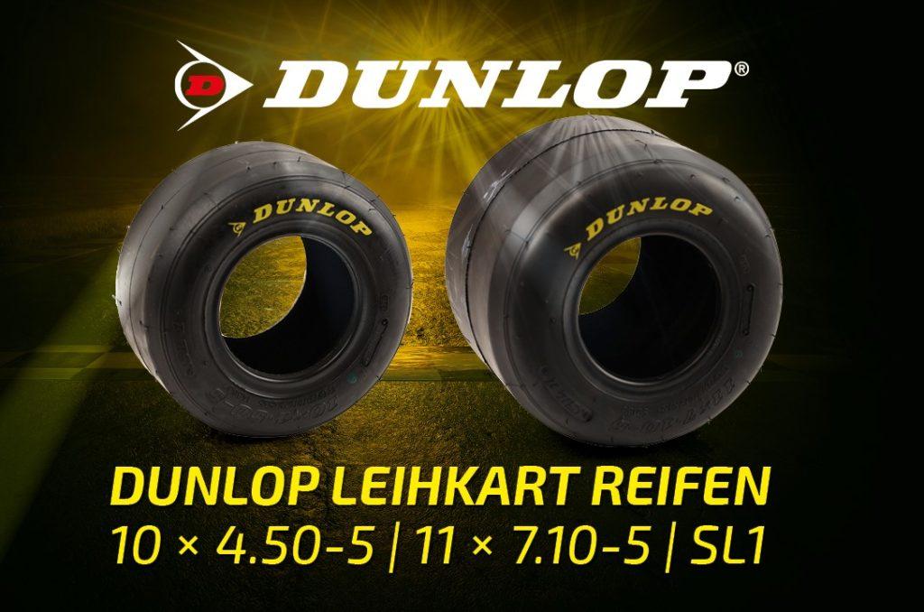 Dunlop Mietkartreifen SL1