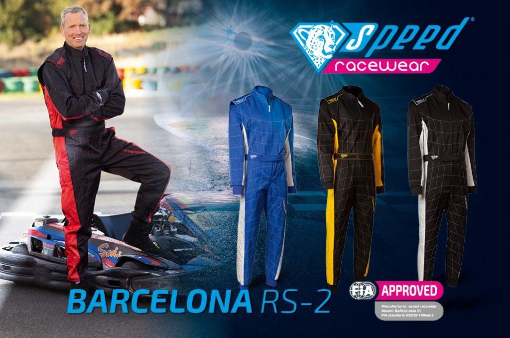 Kartoverall Barcelona RS 2