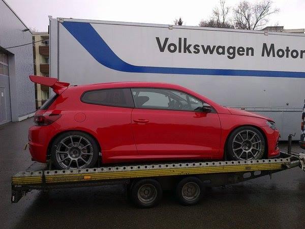 Volkswagen Motorsport Scirocco Cup
