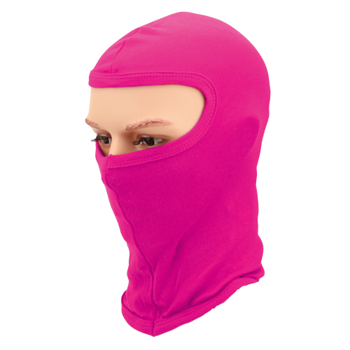 Neu im Programm Sturmhaube in Pink