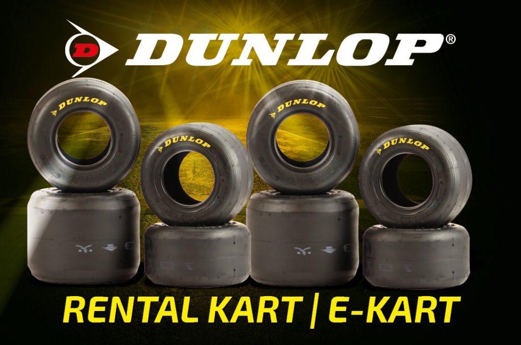 Dunlop Kart Tyres