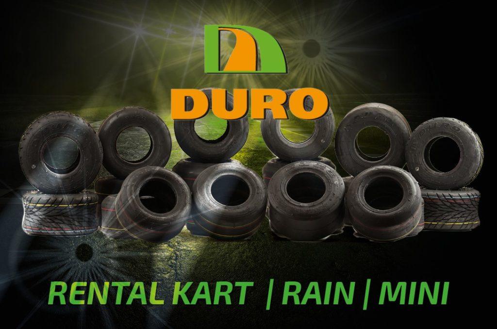 DURO Kart Tyres