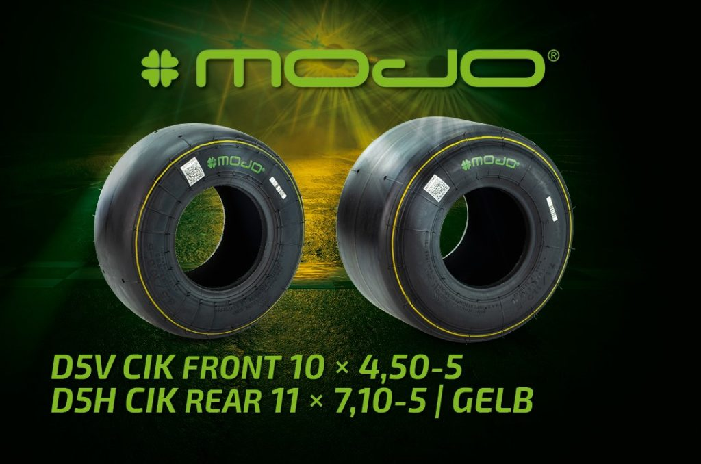 MOJO D5 CIK Slick Racing