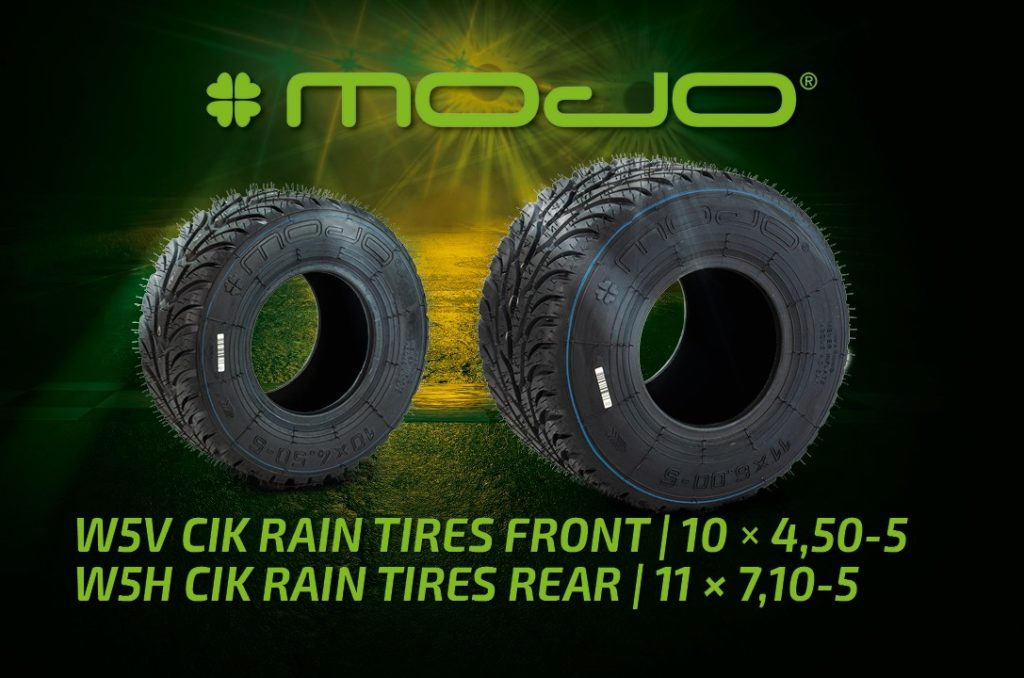 MOJO W5 Rain CIK Racing