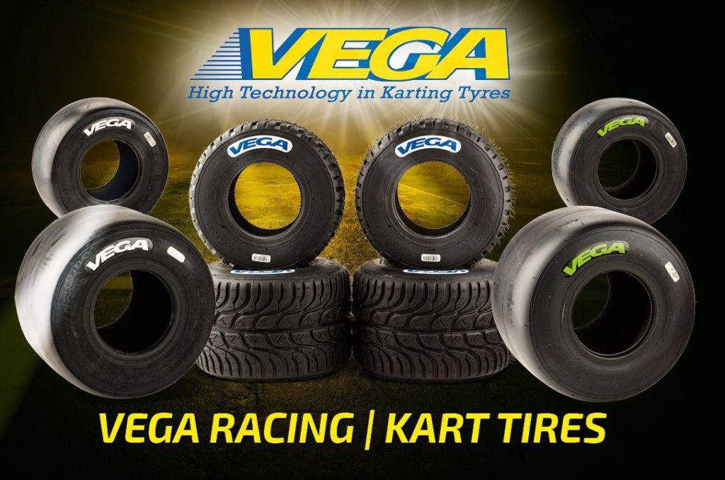 Vega Kart Tyres