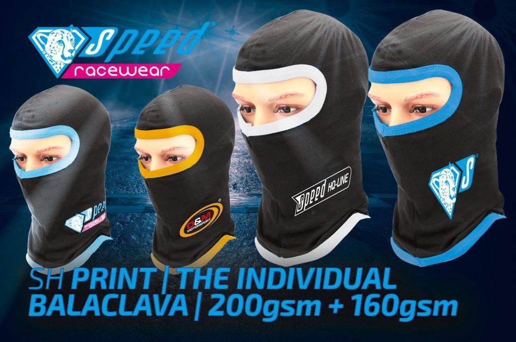 balaclava with print